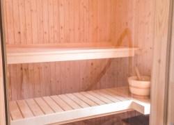 Unser Ferienhaus in Stockholm mit Sauna.