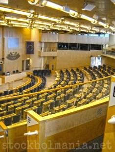 parlamento svedese