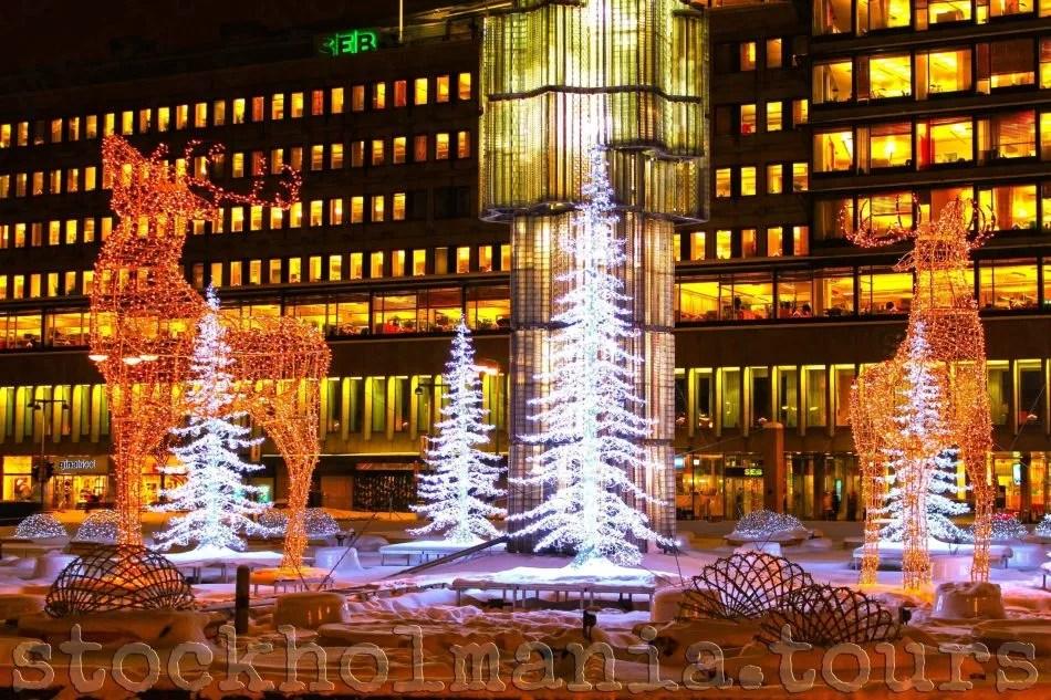 Stoccolma: che il Natale abbia inizio! 1