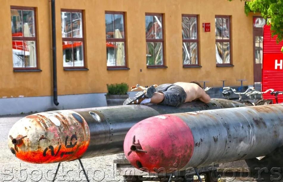 Abbronzarsi a Stoccolma... 1