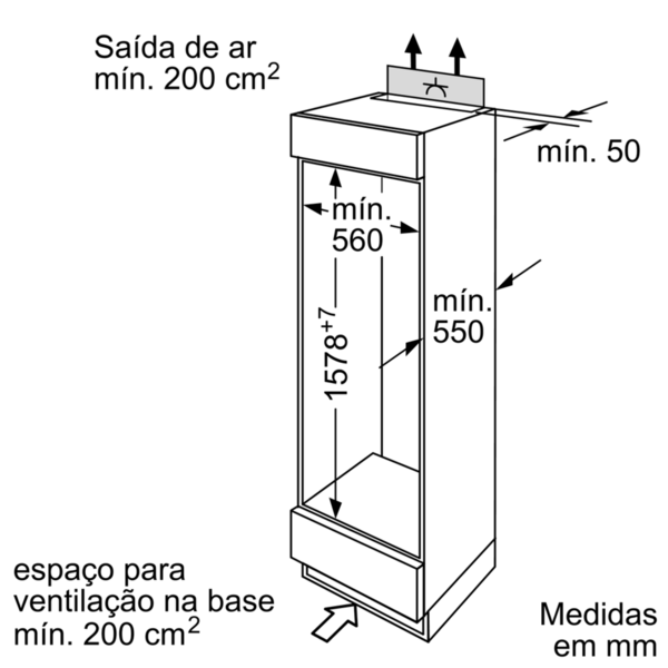 FRIGORÍFICO BALAY 3FIB3720
