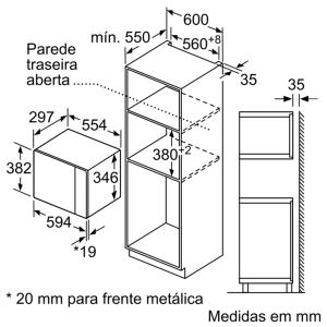 MICRO ONDAS BALAY 3CP5002N0