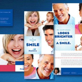dental brochures examples