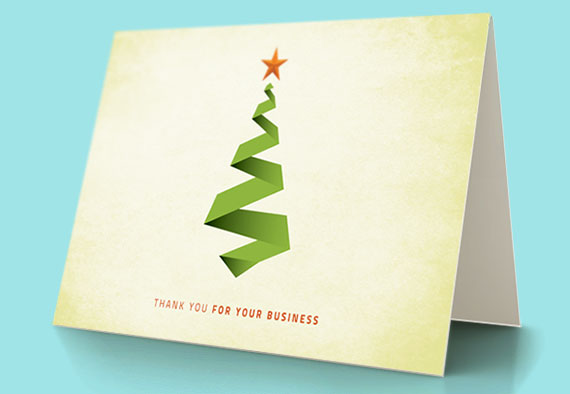 Holiday Greeting Card Graphic Designs