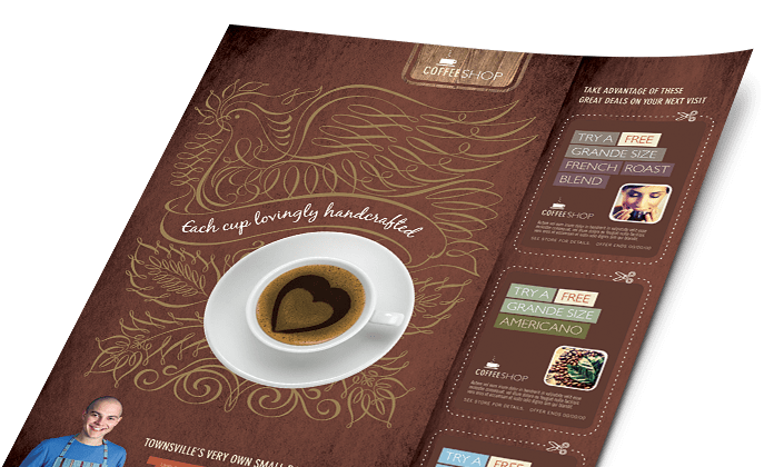 Business Marketing Templates DIY Marketing Brochures Flyers
