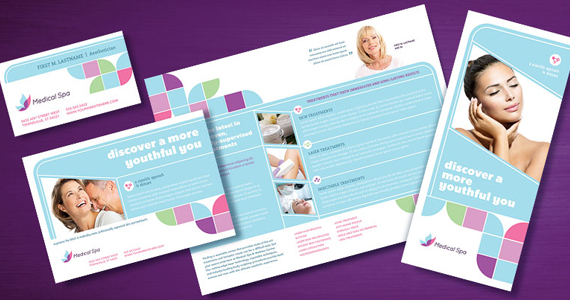 Business Marketing Templates – Medical Spa