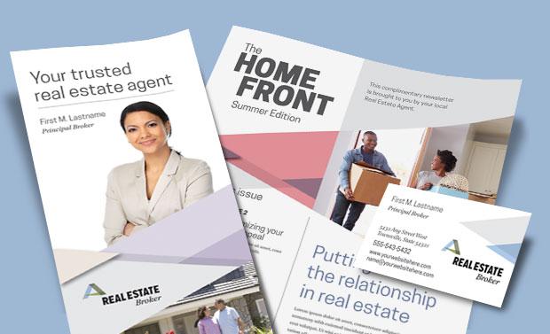 Marketing Materials for Realtors - DIY Printable Marketing Templates