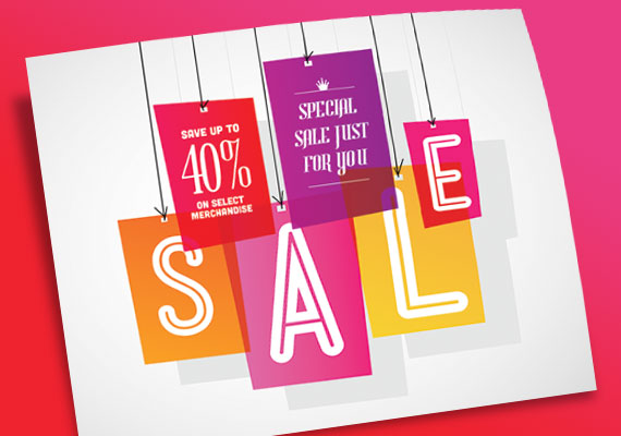 Spring Sale Posters - Marketing Materials