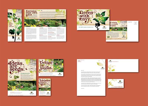 Sample Graphic Design Presentation