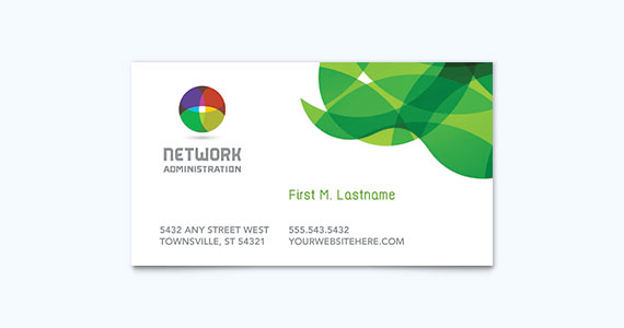 25 Graphic Design Examples Of Business Cards