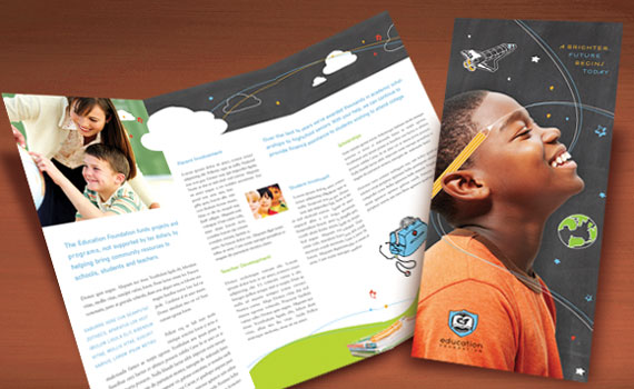 What Are the Dimensions of a Tri Fold Brochure