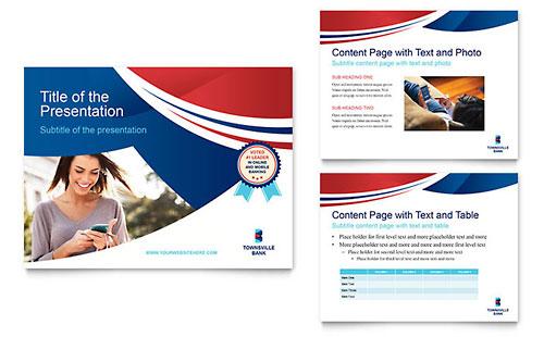 Bank Flyer & Ad Template Design