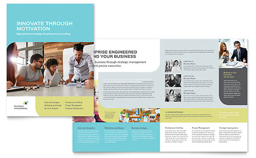 Business Brochure Templates Brochure Designs