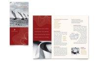 CPA & Tax Accountant Brochure Template Design