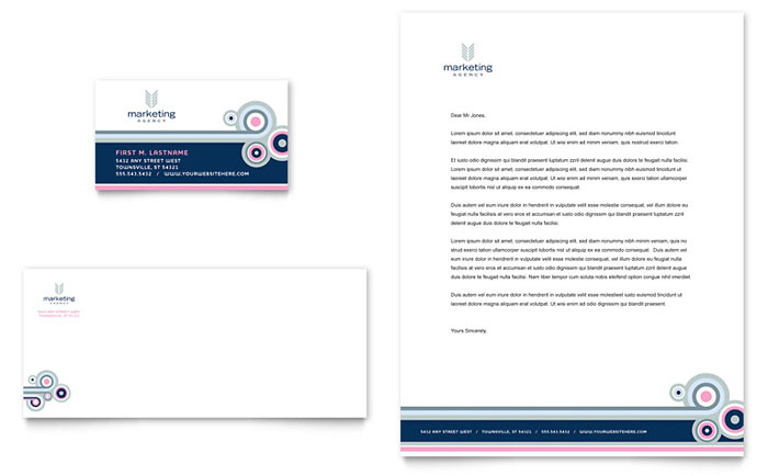 letterheads templates microsoft word