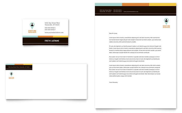Business Card Sample - Recruiter