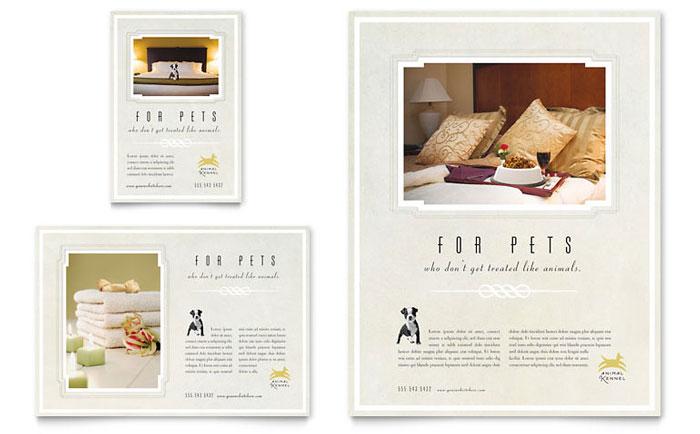 Pet Hotel Ad Idea