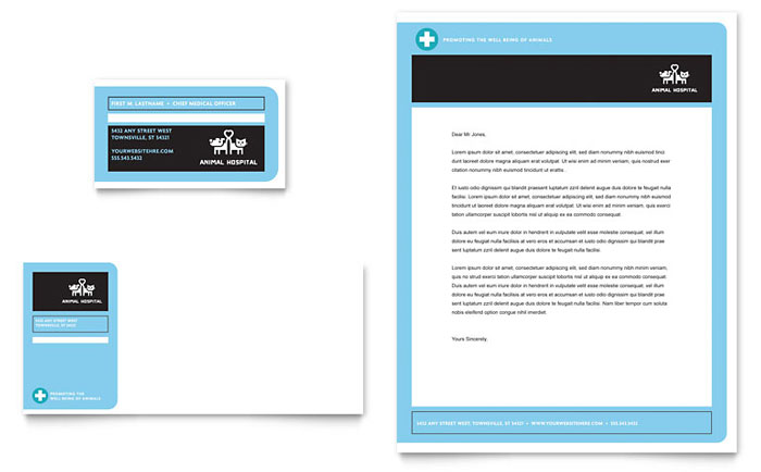 microsoft works business card template