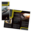 Trucking & Transport Brochure Design