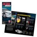 Auto Detailing Brochure Design