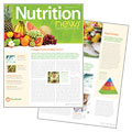 Nutritionist & Dietician Newsletter Design