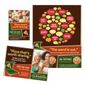 Pizza Restaurant Flyer & Ad Design