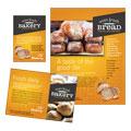 Artisan Bakery Flyer & Ad Designs