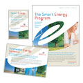 Energy Company Flyer & Ad Design