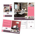 Interior Design Flyer & Ad Designs