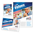 Political Campaign Flyer & Ad Design