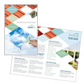 Window Cleaning & Pressure Washing Brochure Design