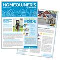 Home Inspection Newsletter Design