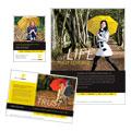 Insurance Agent Flyer & Ads Design
