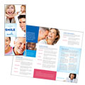 Family Dentistry Brochure Design
