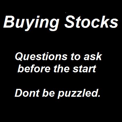 stock buying tips