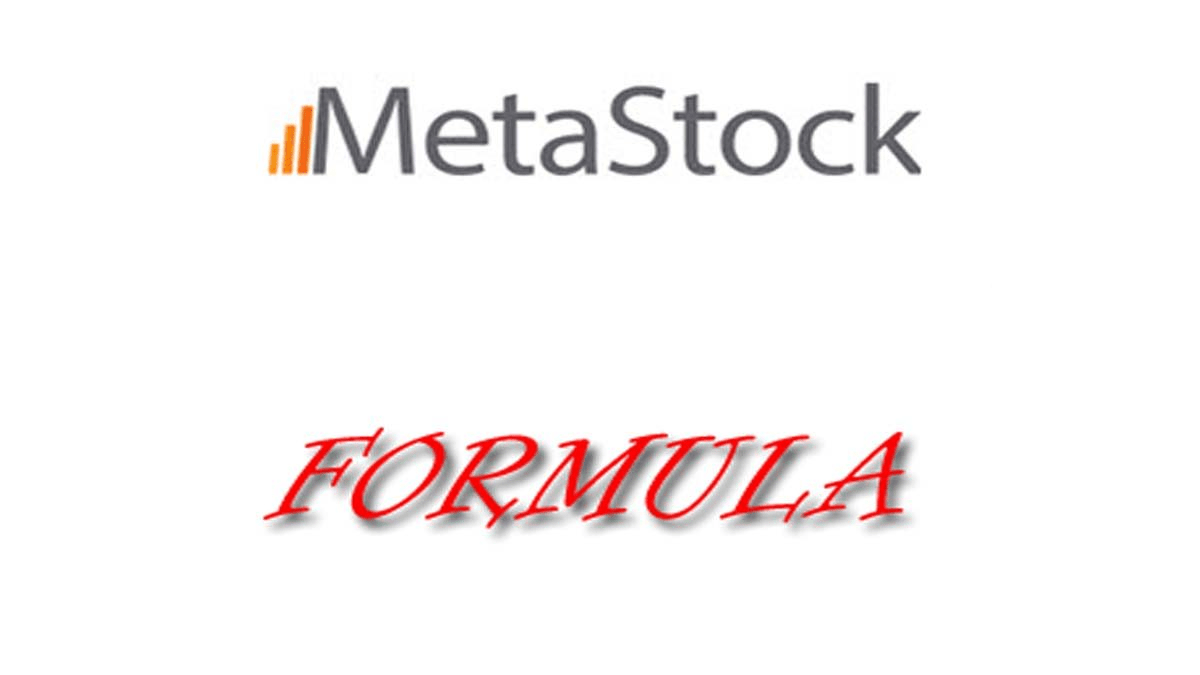 Metastock Formula Writing to Create a Trading System