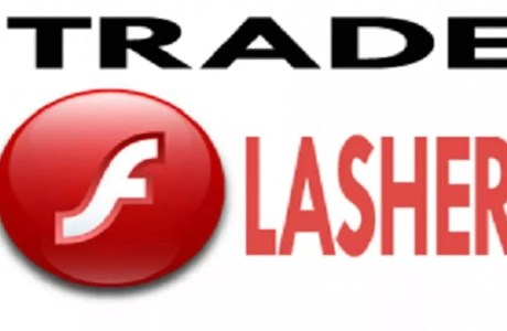 trade flasher