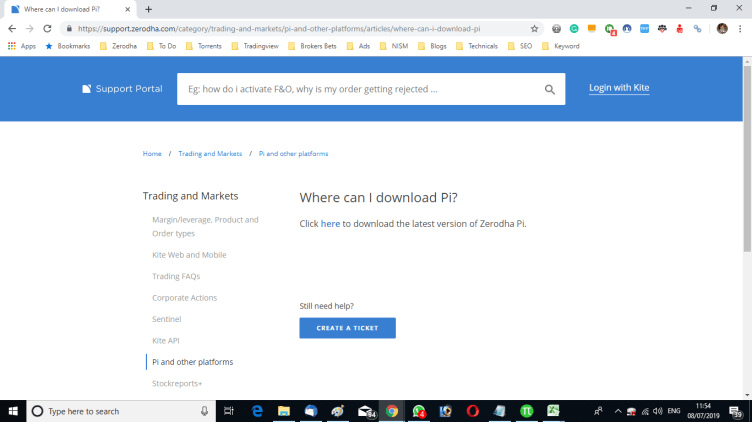 Few Quick Tips on Zerodha Pi Download, Login, Charges