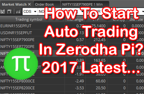 How to do forex trading in zerodha