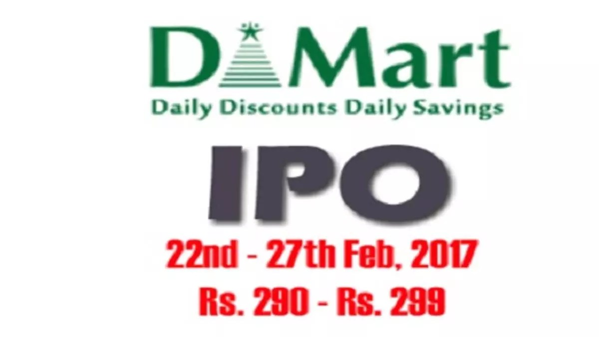 Avenue Supermarts IPO Date Declared – Should Your Invest In It?