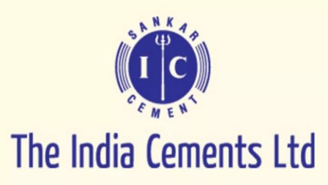 India Cements Logo 1