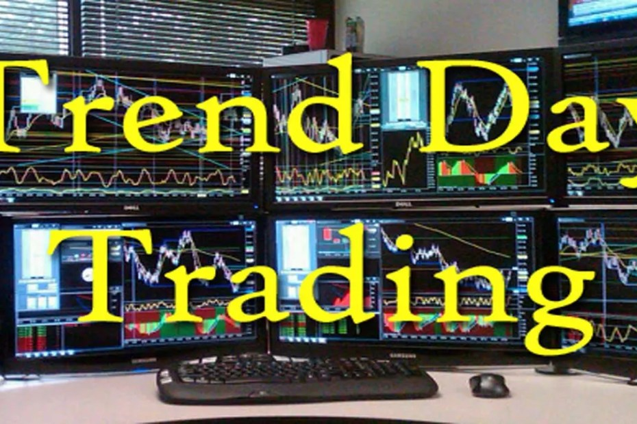 Trend Day Trading