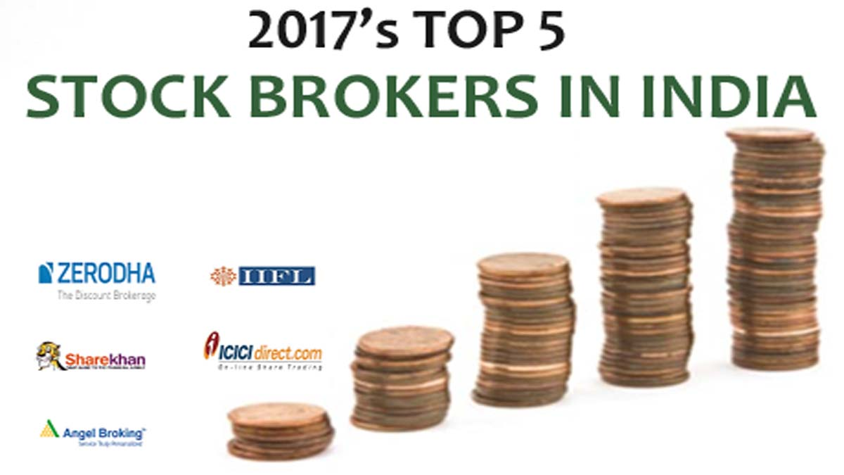 Stock Brokers In India