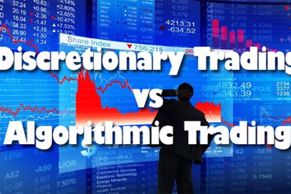 Discretionary Trading vs Algorithmic Trading