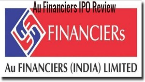 Au financiers ipo review
