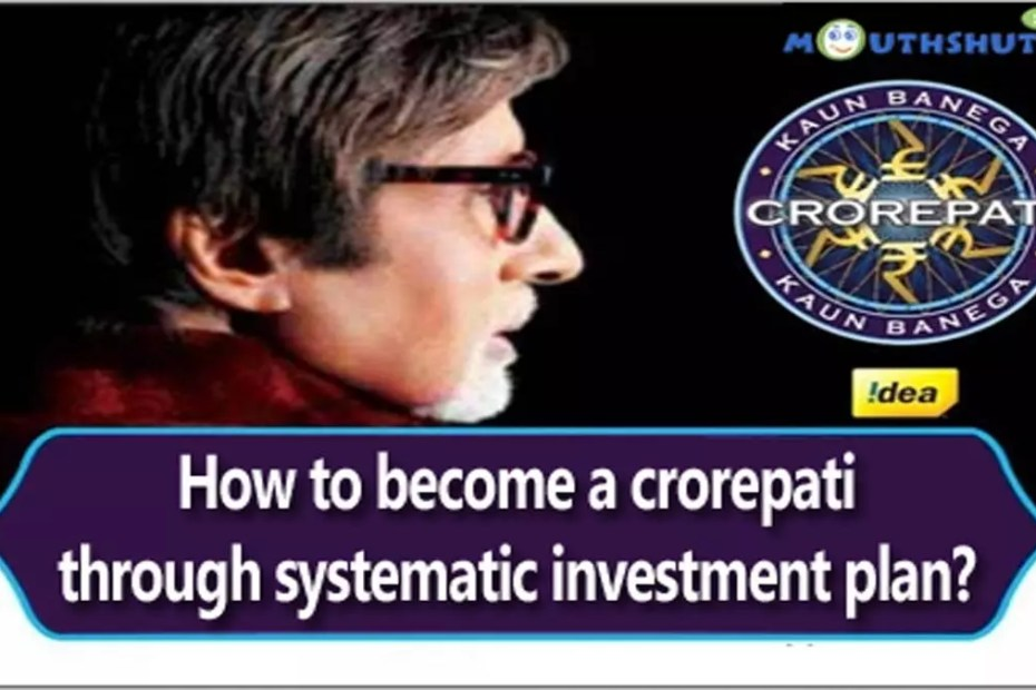 Crorepati Through SIP