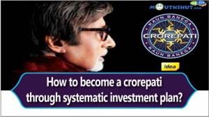 Crorepati Through SIP