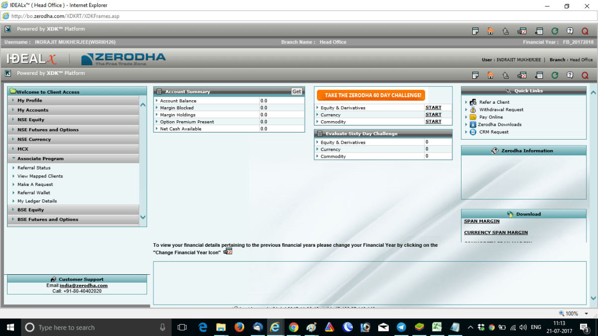 Zerodha Associate Program