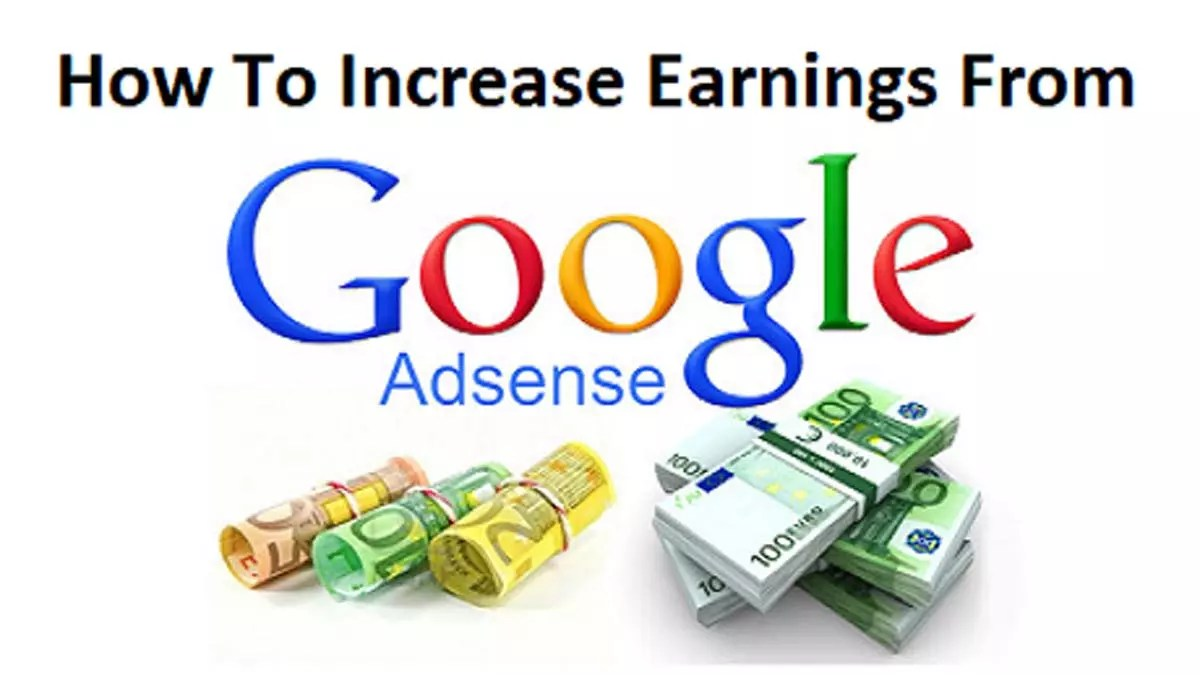 How To Increase Google Adsense Earnings By 389%?