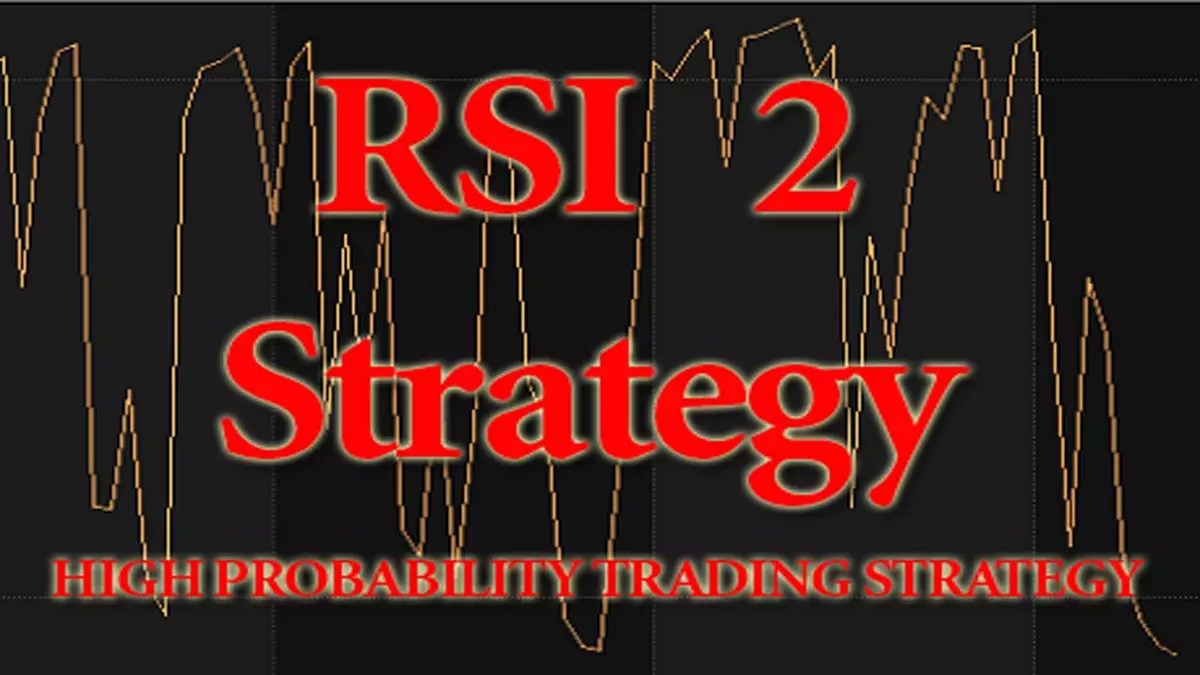 RSI 2 Trading System